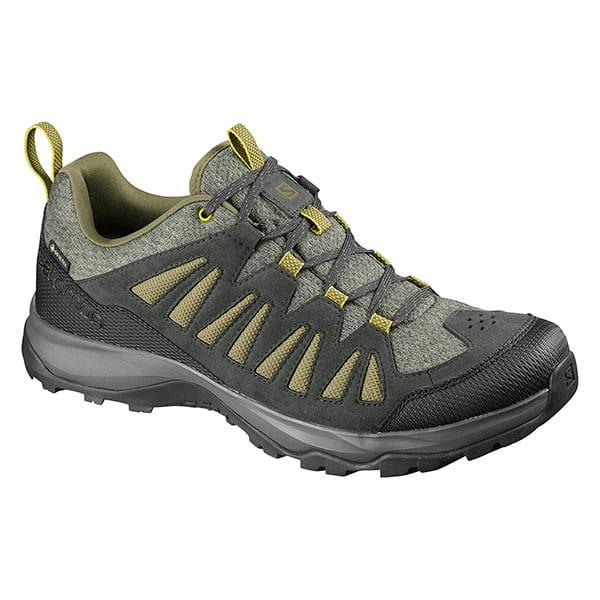 Муж./Туризм/Обувь/Трекинговые ботинки Кроссовки Salomon EOS GTX Beluga/PHANTOM/Burnt O