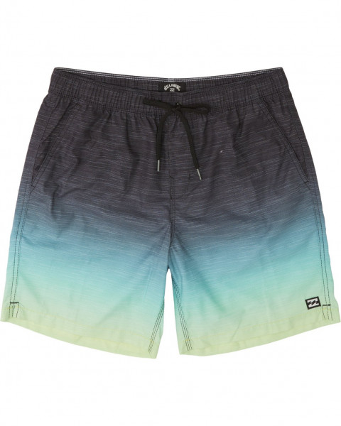 Пляжные шорты S1LB09-BIP0 Citrus