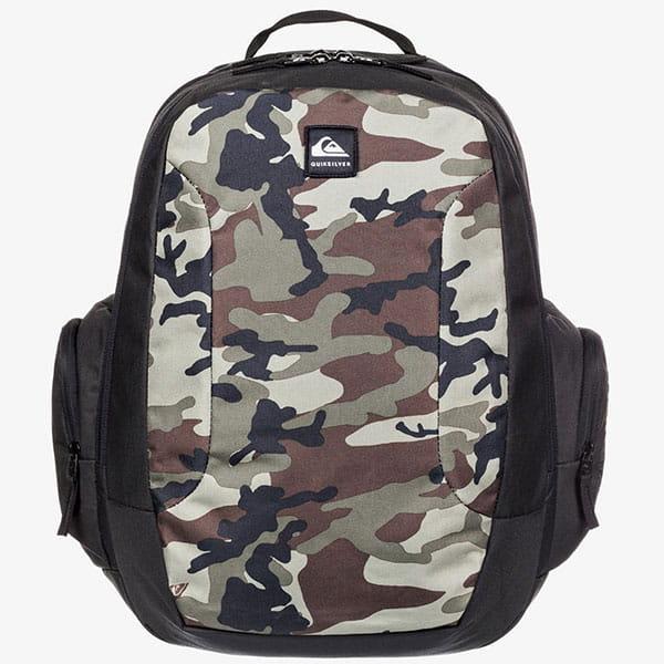 Голубой большой рюкзак schoolie 30l
