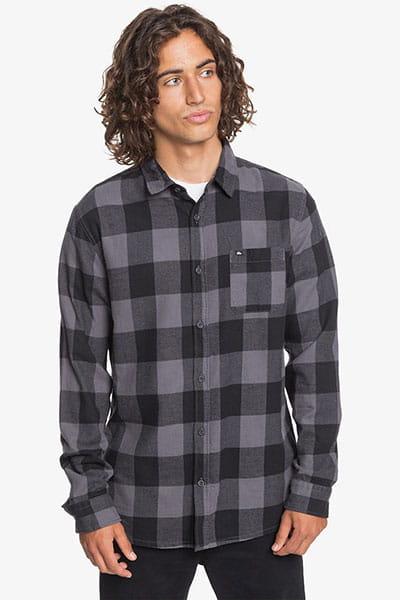 Муж./Одежда/Рубашки/Рубашки с длинным рукавом Мужская рубашка с длинным рукавом Motherfly Flannel