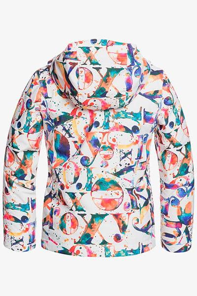 Дев./Одежда/Куртки/Куртки для сноуборда Детская сноубордическая куртка ROXY Jetty 8-16