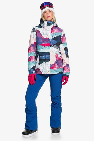 Жен./Одежда/Верхняя одежда/Куртки для сноуборда Женская сноубордическая куртка ROXY Jetty