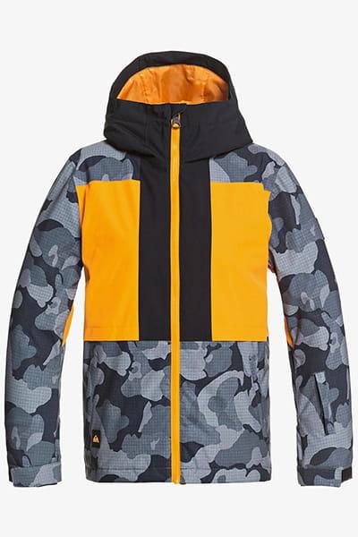 Мал./Одежда/Куртки/Куртки для сноуборда Детская сноубордическая куртка Groomer 8-16