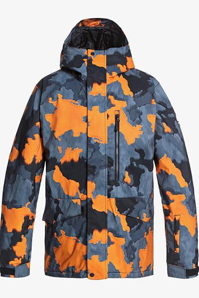 Муж./Сноуборд/Куртки для сноуборда/Куртки для сноуборда Мужская сноубордическая куртка Mission Printed