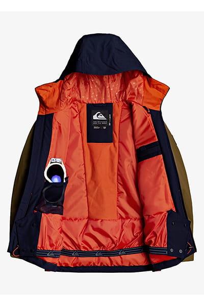 Мал./Одежда/Куртки/Куртки для сноуборда Детская сноубордическая куртка Side Hit 8-16