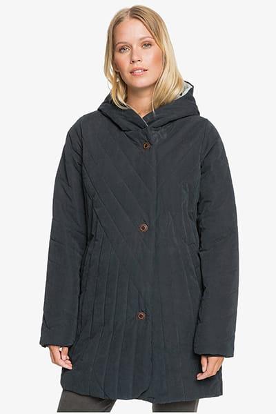 Черный женская куртка madden