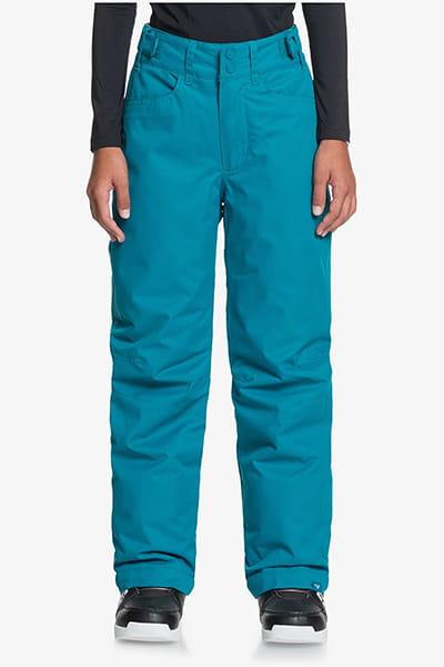 Персиковый детские сноубордические штаны backyard 8-16