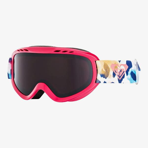 Голубой детская сноубордическая маска sweet