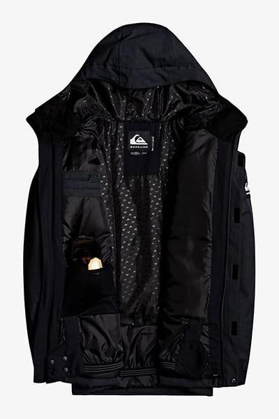 Муж./Одежда/Верхняя одежда/Зимние куртки Мужская сноубордическая куртка Mission Solid