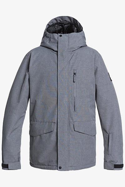 Мужская сноубордическая куртка Mission Solid