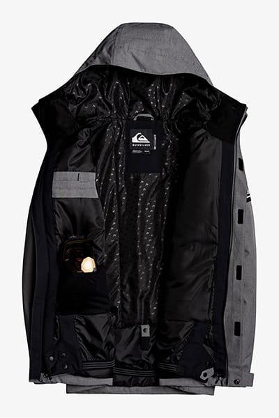 Муж./Сноуборд/Куртки для сноуборда/Куртки для сноуборда Мужская сноубордическая куртка Mission Solid