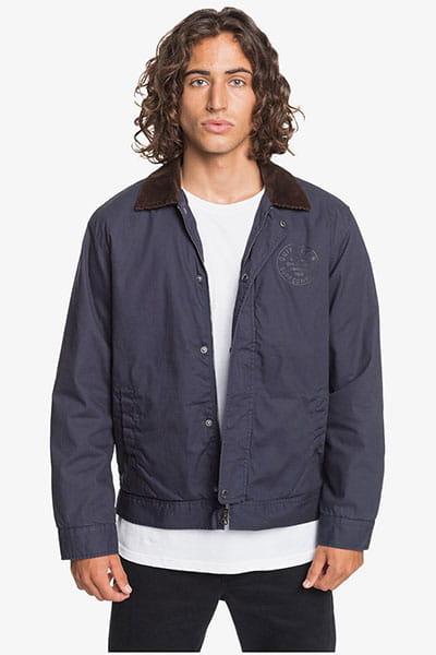 Коричневый мужская куртка canvas cord