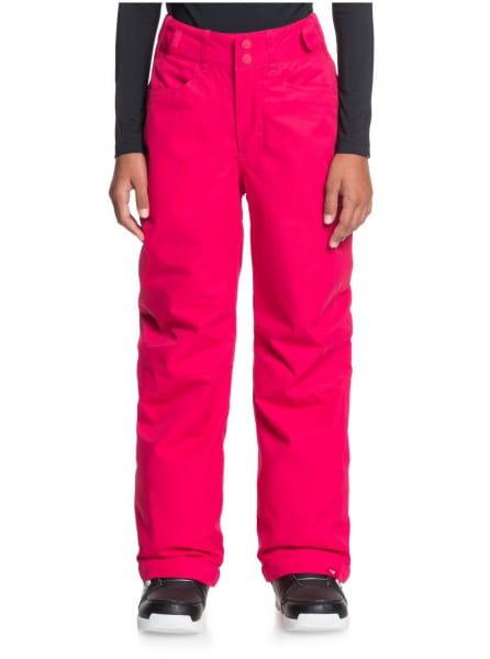 Коралловый детские сноубордические штаны backyard 8-16
