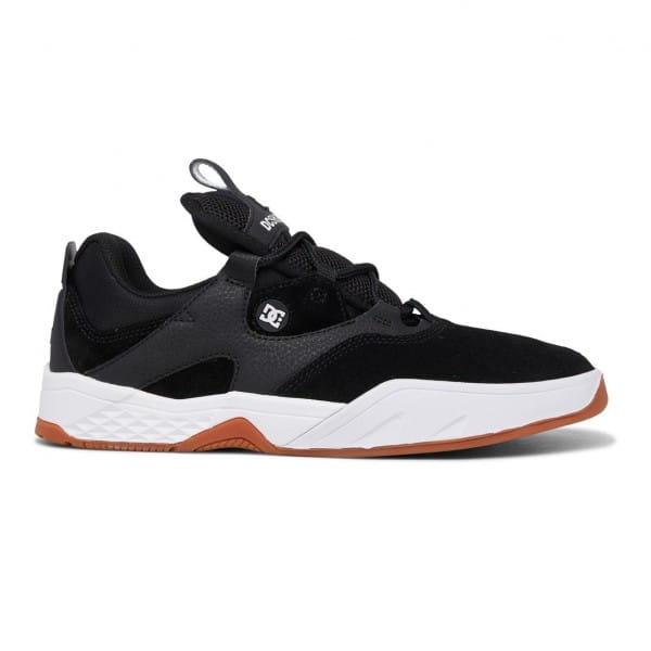 Черные мужские скейтовые кроссовки kalis s