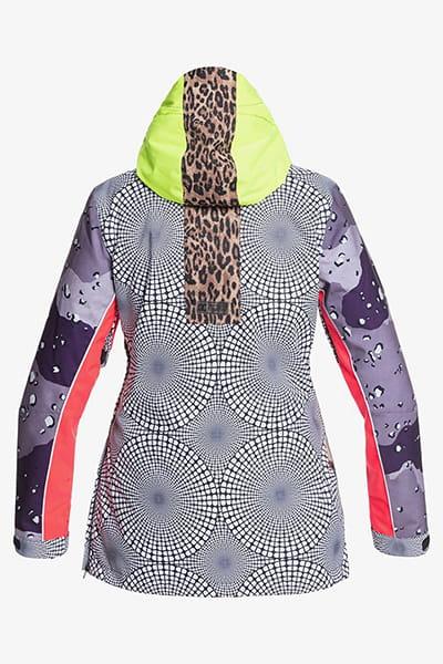 Жен./Одежда/Верхняя одежда/Анораки сноубордические Женский сноубордический анорак Envy SE