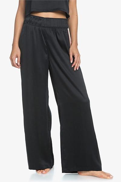 Жен./Одежда/Штаны/Широкие брюки Женские сатиновые брюки-кюлоты Want It All