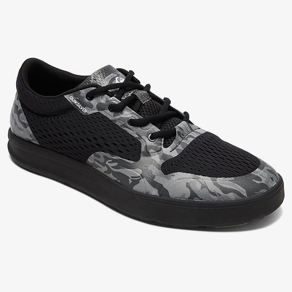 Черные мужские кроссовки amphibian plus