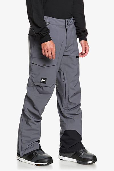 Муж./Сноуборд/Штаны для сноуборда/Штаны для сноуборда Мужские сноубордические штаны Utility
