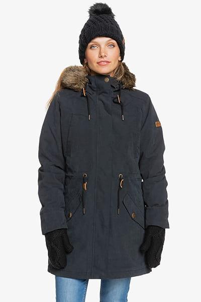 Серый женская куртка amy 3in1