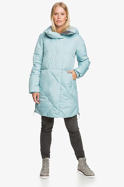 Бежевый женская куртка abbie