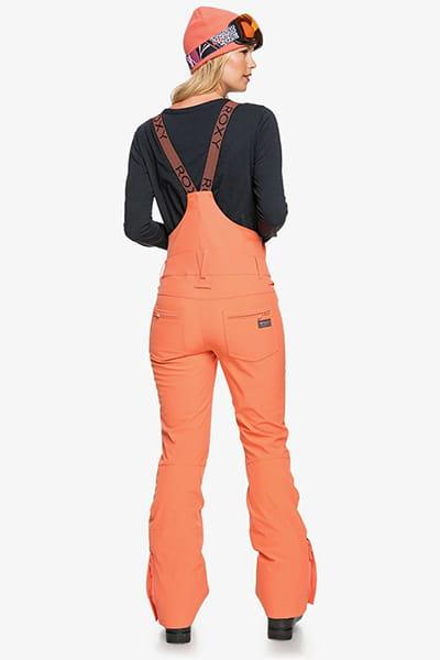 Жен./Одежда/Комбинезоны/Полукомбинезоны для сноуборда Женские сноубордические штаны Summit
