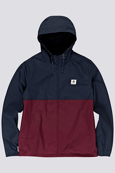 Муж./Одежда/Куртки/Демисезонные куртки Водонепроницаемая мужская куртка Wolfeboro Alder Two Tones
