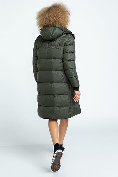 Жен./Одежда/Куртки/Демисезонные куртки Женский пуховик Wolfeboro Dulcey Puff Long