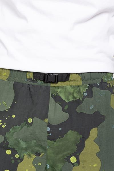 Муж./Одежда/Джинсы и брюки/Джоггеры Мужские джоггеры Future Nature Paint Camo Trail