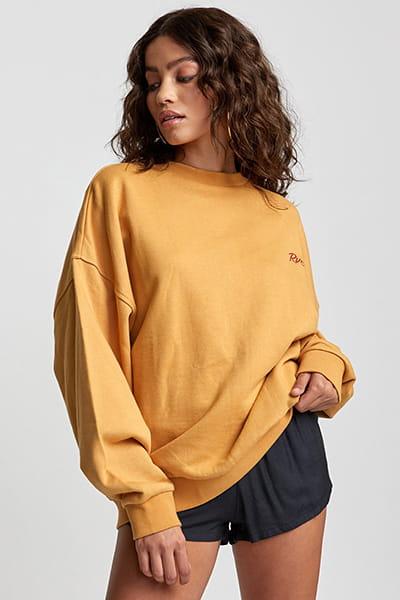Жен./Одежда/Кардиганы, свитеры и джемперы/Свитшоты Женская толстовка Scrypt