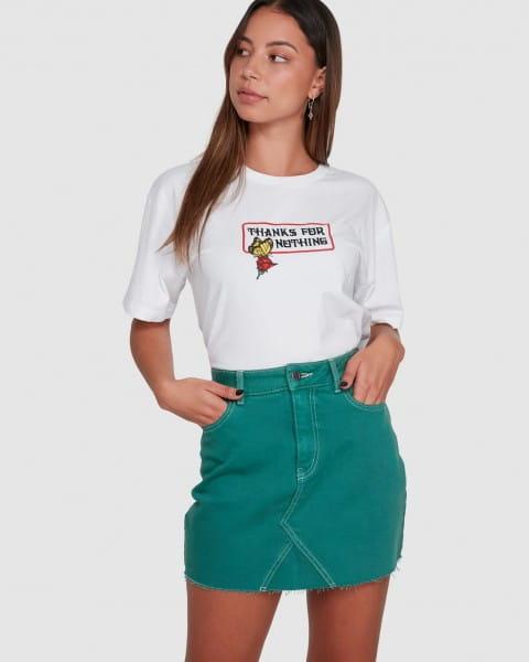 Зеленый женская юбка siena