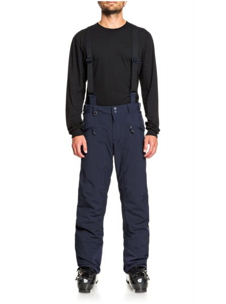 Муж./Сноуборд/Штаны для сноуборда/Полукомбинезоны для сноуборда Мужские сноубордические штаны Boundry Plus
