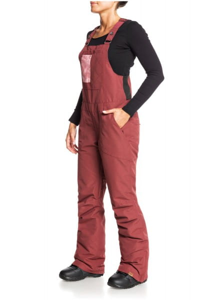 Жен./Одежда/Комбинезоны/Полукомбинезоны для сноуборда Женские сноубордические штаны Rideout