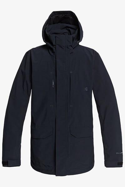 Мультиколор мужская сноубордическая куртка command shell