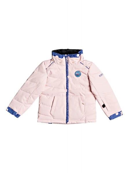 Дев./Сноуборд/Куртки/Куртки для сноуборда Детская сноубордическая куртка Anna 2-7