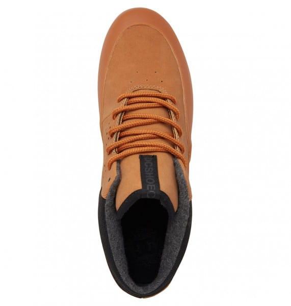 Муж./Обувь/Зимние ботинки/Зимние ботинки Мужские зимние кеды DC Infinite Mid WNT