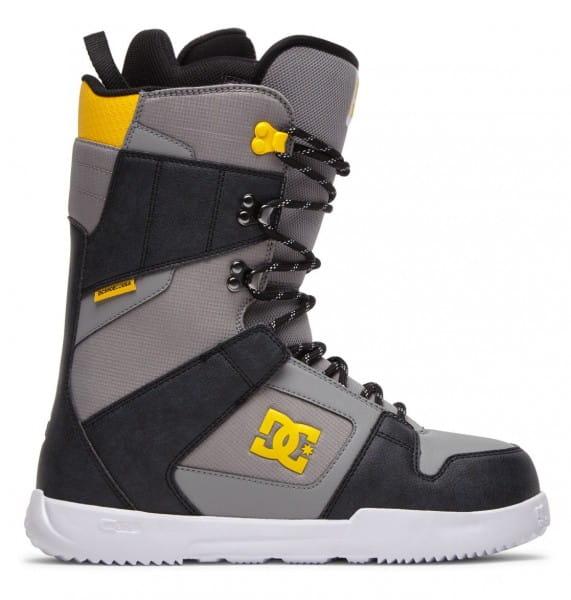 Белые мужские сноубордические ботинки phase