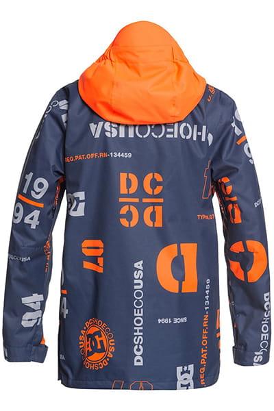 Мал./Мальчикам/Одежда/Куртки для сноуборда Детский сноубордический анорак ASAP Shell 8-16