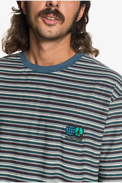 Муж./Одежда/Футболки/Футболки Мужская футболка Originals Stripes