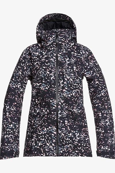 Жен./Одежда/Куртки/Куртки для сноуборда Женская сноубордическая куртка GORE-TEX® Essence