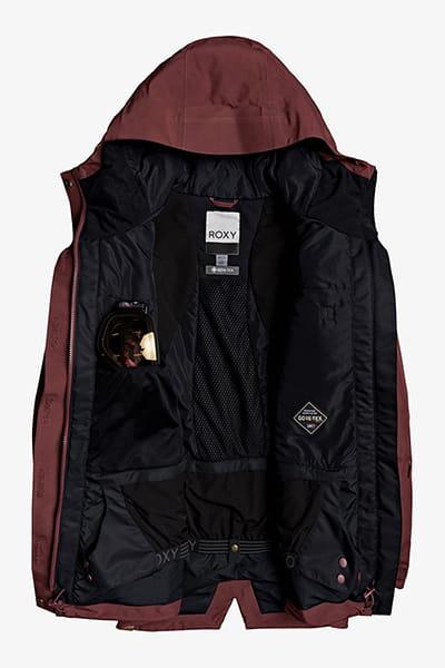 Жен./Одежда/Верхняя одежда/Куртки для сноуборда Женская сноубордическая куртка GORE-TEX® Glade