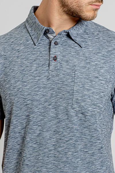 Муж./Одежда/Поло/Поло Мужская рубашка-поло Sun Cruise Stretch