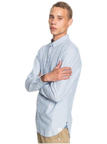 Муж./Одежда/Рубашки/Рубашки с длинным рукавом Мужская рубашка с длинным рукавом Wilsden