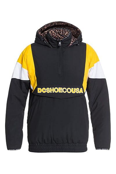 Жен./Одежда/Верхняя одежда/Анораки сноубордические Женский двусторонний анорак Transition