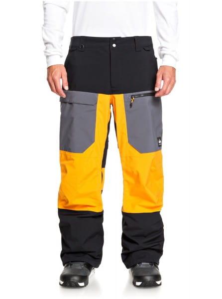 Муж./Сноуборд/Штаны для сноуборда/Штаны для сноуборда Мужские сноубордические штаны Travis Rice Stretch