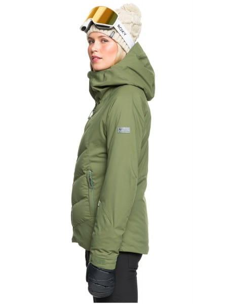 Жен./Одежда/Куртки/Куртки для сноуборда Женская сноубордическая куртка Dusk