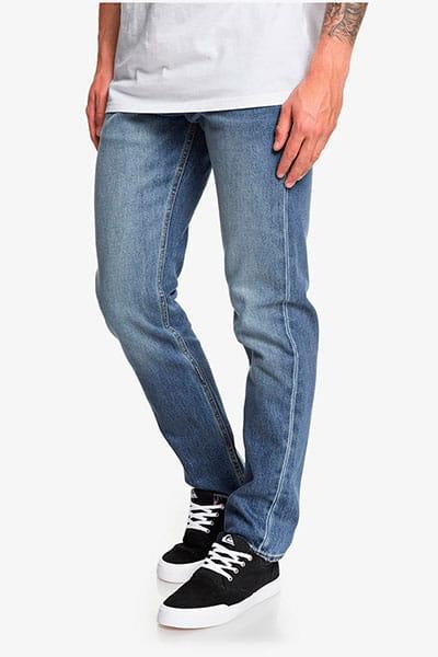Муж./Одежда/Джинсы и брюки/Прямые джинсы Мужские прямые джинсы Revolver Medium Blue