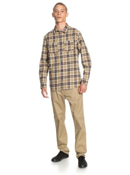 Муж./Одежда/Рубашки/Рубашки с длинным рукавом Мужская рубашка с длинным рукавом Twisted Tubes
