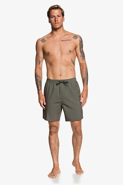 """Муж./Бордшорты/Пляжные шорты/Пляжные шорты Мужские бордшорты Amphibian Union Elastic 18"""""""