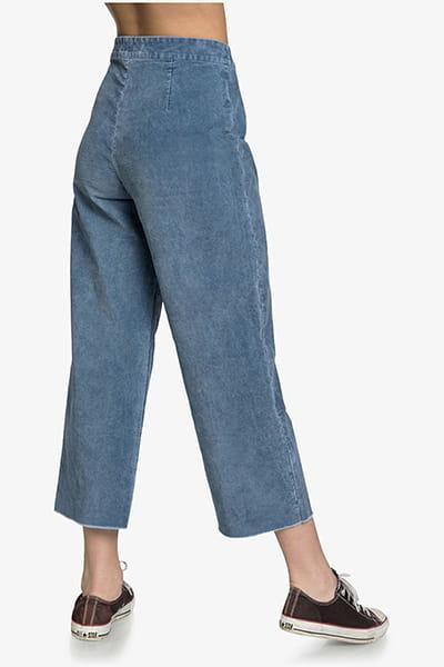Жен./Одежда/Штаны/Брюки повседневные Женские вельветовые брюки с высокой талией Womens