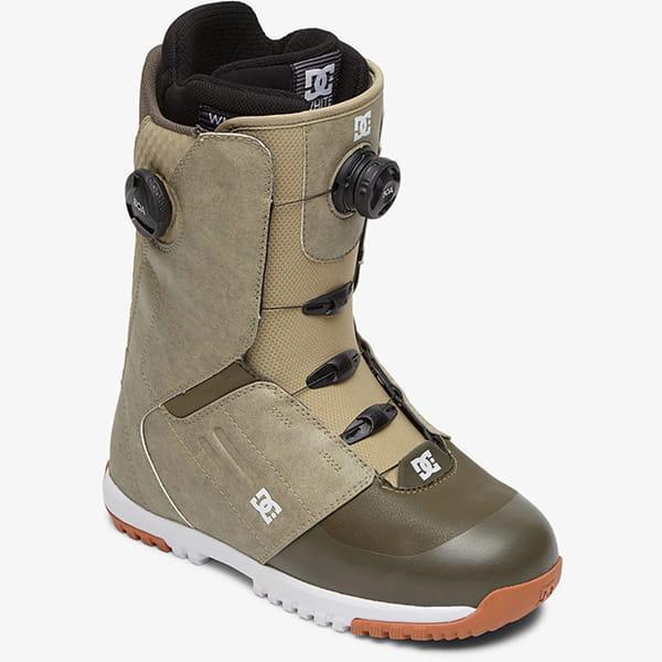 Белые мужские сноубордические ботинки control